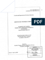 Kentucky-Power-Co-Kentucky-Power-Tariffs