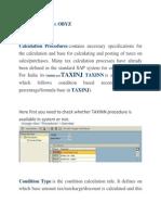 SAP CIN  Procedure