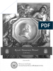 Records Management Manual for Members Publication M-1