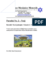 Parashà No.2- Noaj- Milagros