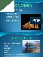 Economia de Grecia Antigua