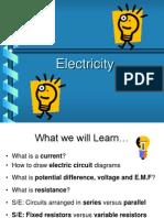 Electricity Final Presentation