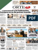 Periodico Norte de Ciudad Juárez 5 de Octubre de 2013