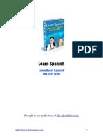 Easy Learn Spanish