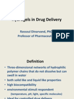 Hydrogels+Drug+Delivery+System
