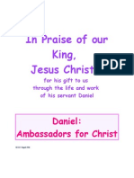 Daniel - Ambassadors for Christ