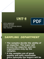 Sampling Unit 2