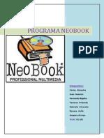 Programa Neobook