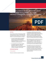 Client Brief - Transport Safety [A4 4pp] October 2012