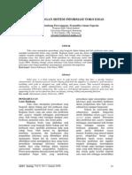 Perancangan Sistem Informasi Toko Emas