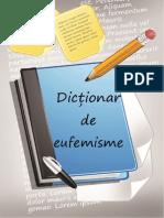 Dictionar de Eufemisme