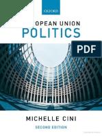 Cini European Union Politics 2007