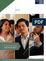 Esmt Masters in Management 2014-16