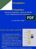 fotoquímica - clase fisicoquímica.