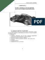 Cap 2.Organizarea Generala a Autovehiculelor
