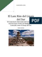 Gendun Jamyang El Lam Rim Del Linaje Del Sur
