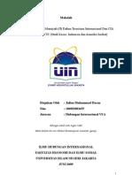 Keterlibatan Jamaah Islamiyah (JI) Dalam Terorisme Internasional Dan CIA