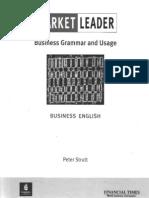 Business Grammar and Usage