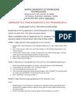 Instructions 2013