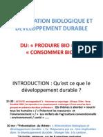 ALIMENTATION BIOLOGIQUE ET DEVELOPPEMENT DURABLE-1.pptx