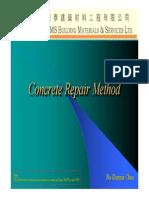 Concrete Repair Method