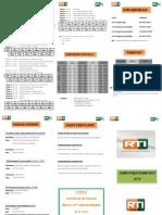 Tarifs Publicite RTI 2