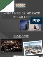 CRIME in Karachi(2013)