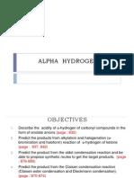 Alpha Hydrogen 090812