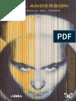 Anderson, Poul - La Patrulla Del Tiempo (r1.0)