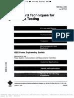 IEEE_0004_1995 High Voltage Testing