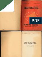Manual Geometrie Analitica 11