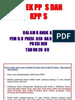 Sosialisasi PILPRES 2009