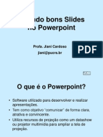 Cri an Do Bons Slides