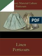 Clothing - Female - Petticoats