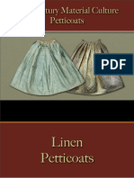 Female Dress - Petticoats