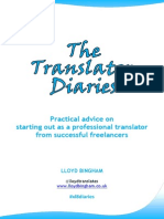 The Translator Diaries