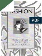 Fashion Sketch Book