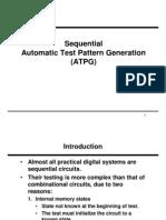 Sequential ATPG