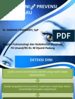 Deteksi Dini (Dr Sabrina Ermayanti Spp)