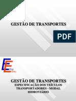 GESTÃO DE TRANSPORTES
