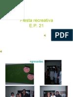 Fiesta Recreativa 2008