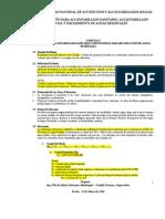 Normas Alcantarillado Sanitario, Pluvial y Aguas Residuales.doc