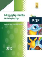 SPECTRUMLED katalóg 2013 pre spolocnost IMAC.sk
