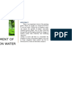 ASSESSMENT OF IRRIGATION WATER QUALITY.docx
