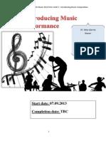Performance Handbook