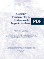 Fundamentos Evaluacion Impacto Ambiental