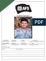 AFS Application