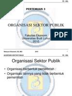 ASP Pt 3 Organisasi Sektor Publik