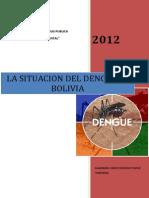 El Dengue en Bolivia