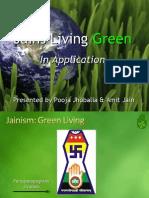 Jains Living Green - JAINA 2009